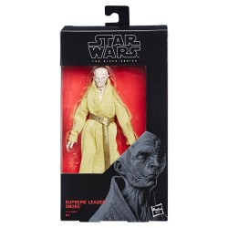Figurine Star Wars Black Series 15cm Spreme Leader Snoke