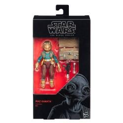 Figurine Star Wars Black Series 15cm Maz Katana