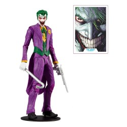 DC Multiverse figurine Modern Comic Joker 18 cm