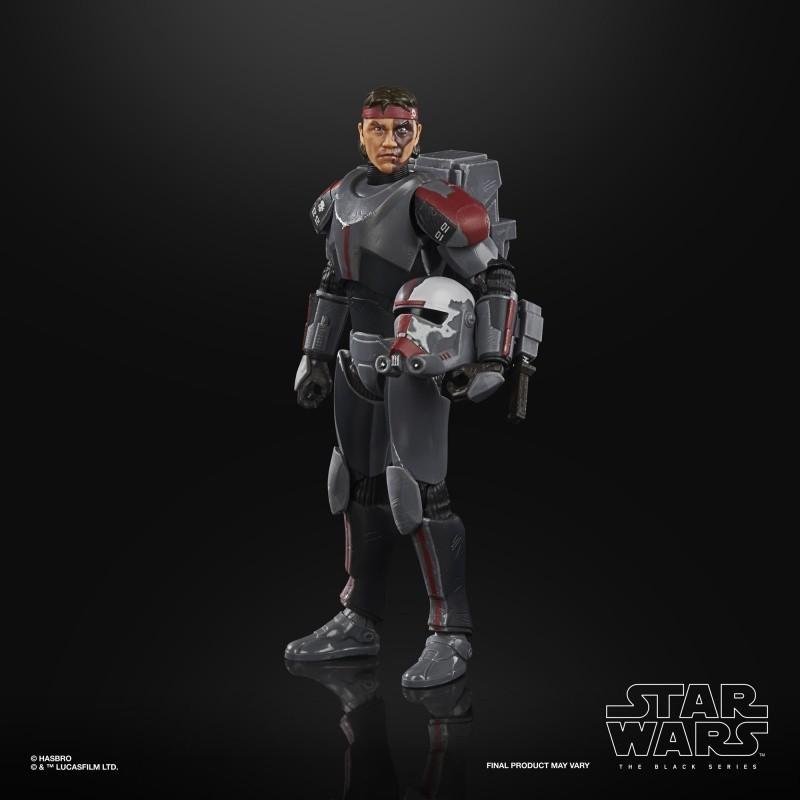 Figurine Star Wars Black Series 15cm Hunter Bad Batch