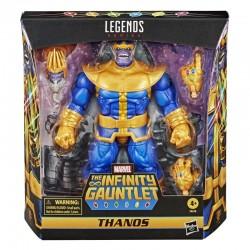Figurine Marvel Legends Deluxe 20cm Thanos