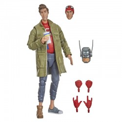 Figurine Marvel Legends 15 cm Spider-man  Peter B Parker