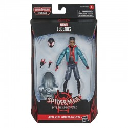 Figurine Marvel Legends 15 cm Spider-man  Miles Morales