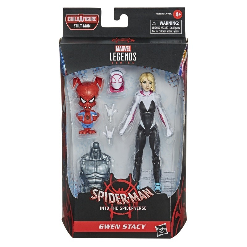 Figurine Marvel Legends 15 cm Spider-man  Gwen Stacy