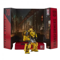 Figurine Transformers Studio Series TF6 Deluxe Bumblebee
