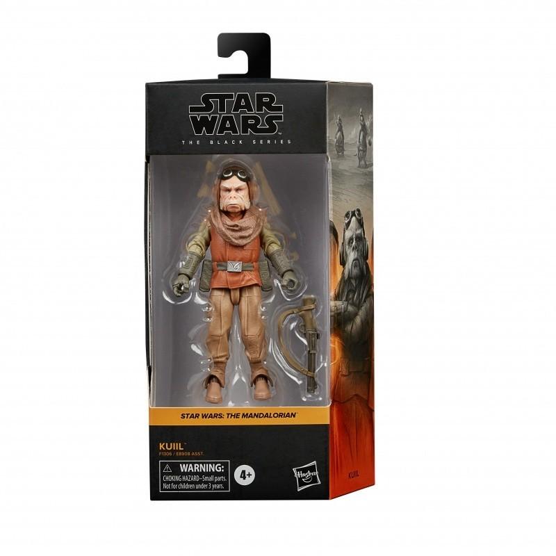 Figurine Star Wars Black Series 15cm Kuiil Hasbro Toute la gamme Black Series