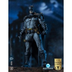 DC Multiverse figurine Batman Designed by Todd McFarlane Gold Label Collection 18 cm