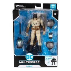 DC Multiverse figurine Build A Bruce Wayne 18 cm