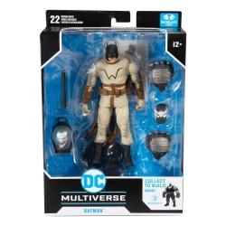 DC Multiverse figurine Build A Bruce Wayne 18 cm
