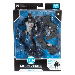 DC Multiverse figurine Build A Omega 18 cm