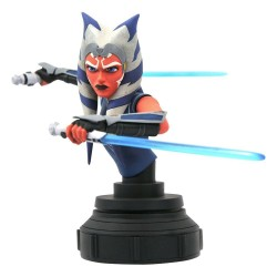 Star Wars The Clone Wars buste 1/7 Ahsoka Tano 15 cm