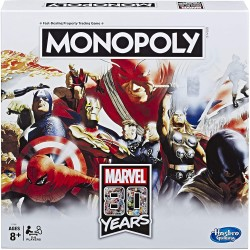 Monopoly Marvel 80TH