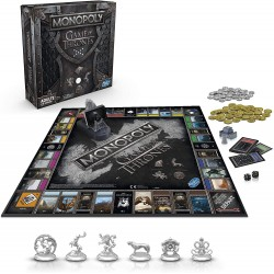 Monoply Game Of Thrones Edition Collector