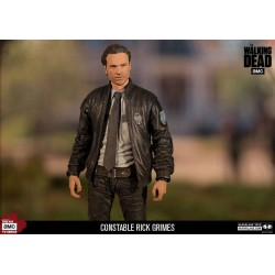The Walking Dead TV Version figurine Constable Rick Grimes 13 cm