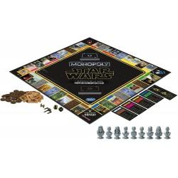 Monopoly Star Wars L'intégrale De La Saga