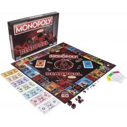 Monopoly Marvel Heroes Deadpool