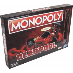 Monopoly Marvel Heroes Deadpool