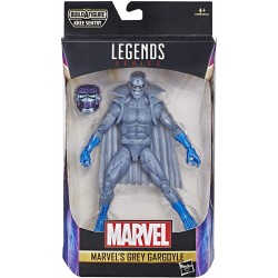Figurine Marvel Legends 15 cm Captain Marvel Grey Gargoyle
