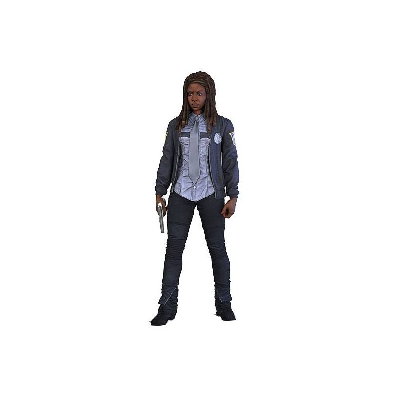 The Walking Dead TV Version figurine Serie 9 Constable Michonne 11 cm