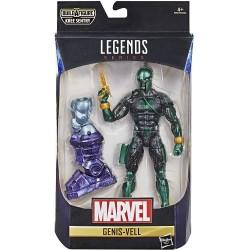 Figurine Marvel Legends 15 cm Captain Marvel Genis Vell