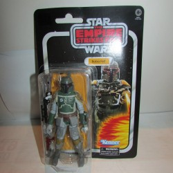 PBA -Figurine Star Wars Black Series Boba Fett 40TH modèle 1