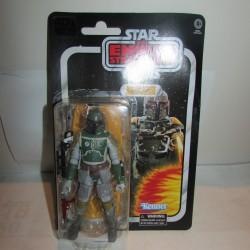 PBA -Figurine Star Wars Black Series Boba Fett 40TH modèle 2