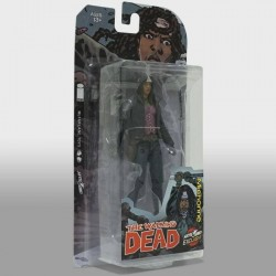 The Walking Dead figurine Michonne (Color) 15 cm