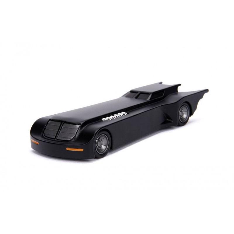 Batman 1/32 Animated Series Batmobile métal