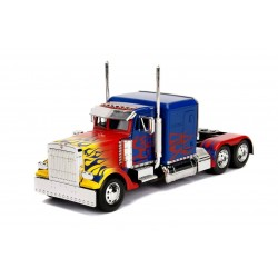 Transformers 1/24 T1 Optimus Prime métal