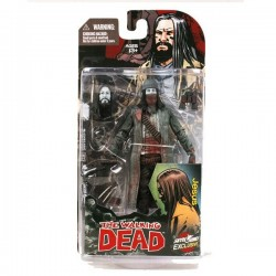 The Walking Dead figurine Jesus (Bloody B&W) 15 cm