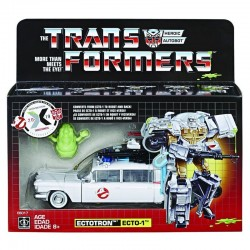 Transformers Ghostbusters Ectotron Ecto-1
