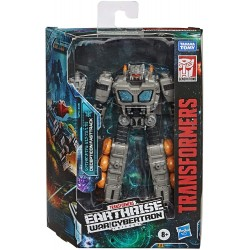 Transformers Deluxe Class 14cm War For Cybertron Decepticon Fasttrack