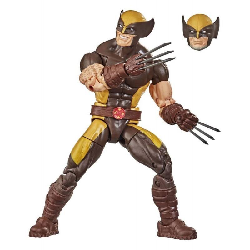 Figurines Marvel Legends 15cm X-men Wolverine