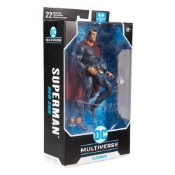 DC Multiverse figurine Superman: Red Son 18 cm