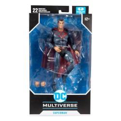 DC Multiverse figurine Superman: Red Son 18 cm