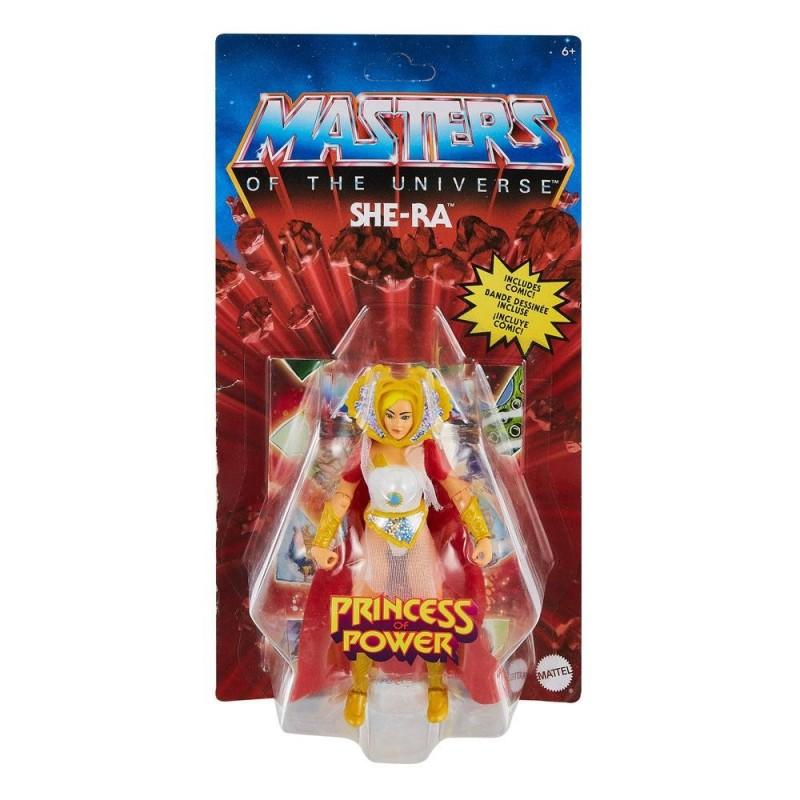Masters of the Universe Origins 2021 figurine She-Ra 14 cm