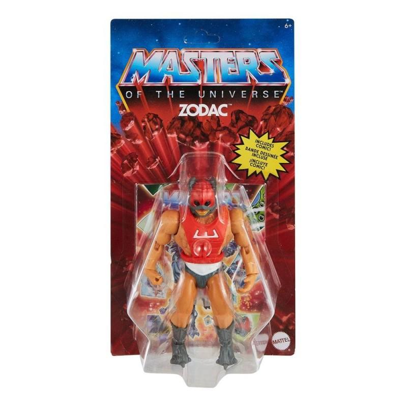 Masters of the Universe Origins 2021 figurine Zodac 14 cm