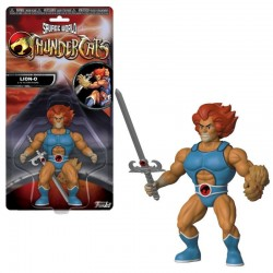 Cosmocats figurine Savage World Lion-O 10 cm