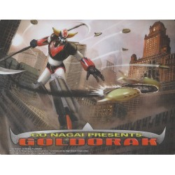 Goldorak Tapis de souris 22X17 cm High Dreams Goldorak / Grendizer