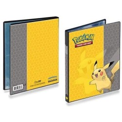 Pokémon  Livret A5  Pikachu 80 cartes