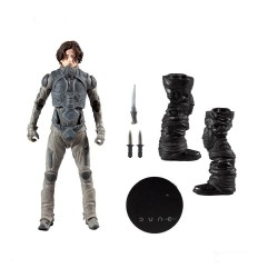Dune figurine Build A Paul Atreides 18 cm
