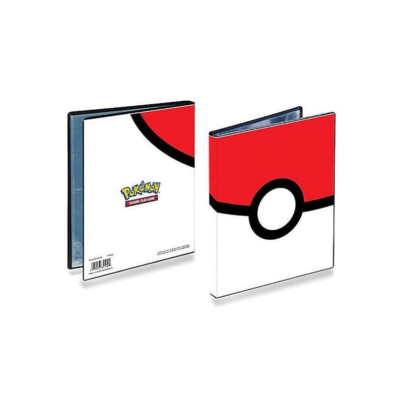 Livret A5  80 cartes pokémon Pokéball