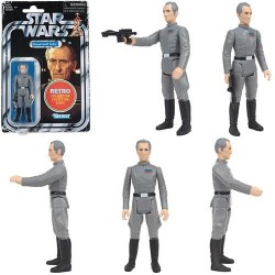 Figurine Star Wars Retro Collection 10cm Tarkin