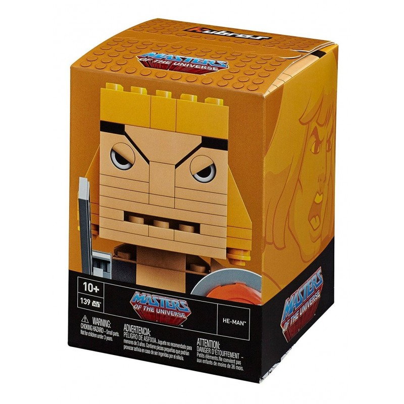 Masters of the Universe Mega Construx Kubros jeu de construction He-Man 14 cm