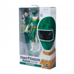 Figurine Power Rangers Lightning Collection 15cm Zero Green Ranger