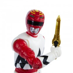 Figurine Power Rangers Lightning Collection 15cm Lost Galaxy Red Ranger