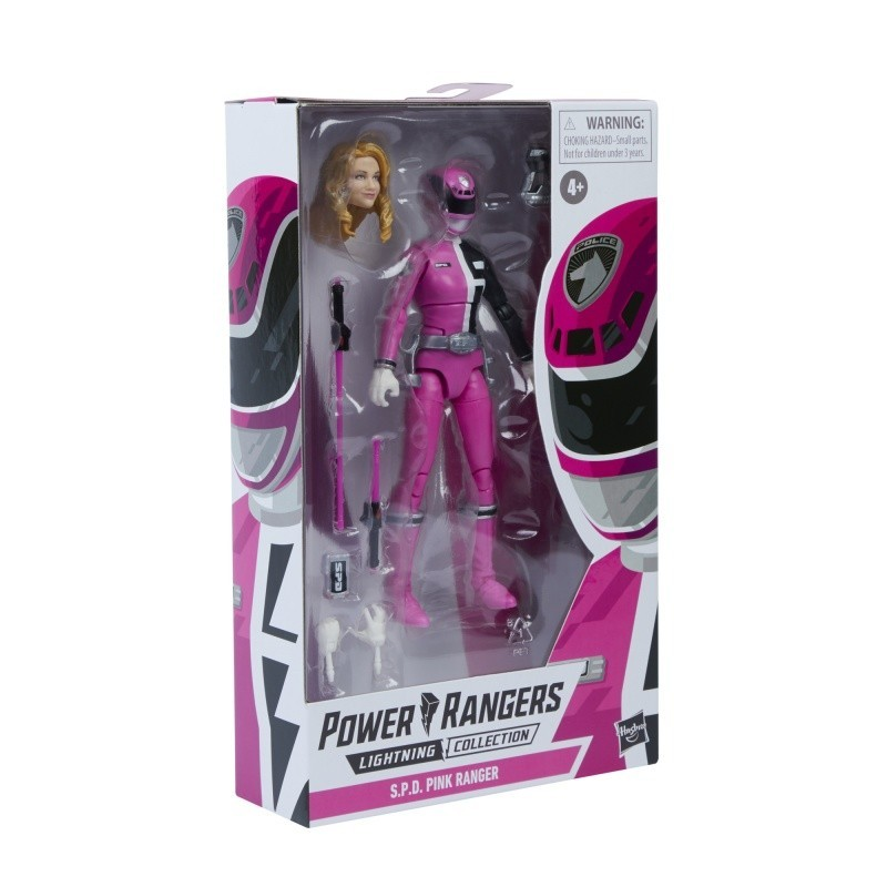 Figurine Power Rangers Lightning Collection 15cm SPD Pink Ranger
