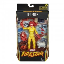 Figurine Marvel Lengends 15cm Exclusive Firestar
