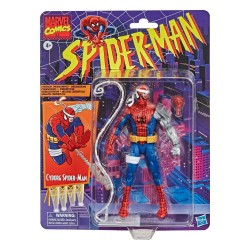 Spider-Man Marvel Retro Collection figurine Cyborg Spider-Man 15 cm