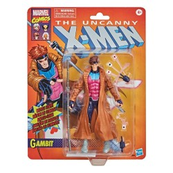 The Uncanny X-Men Marvel Retro Collection figurine Gambit 15 cm